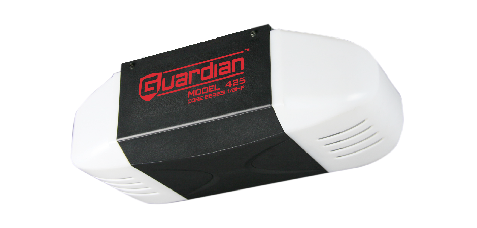 Guardian garage door openers