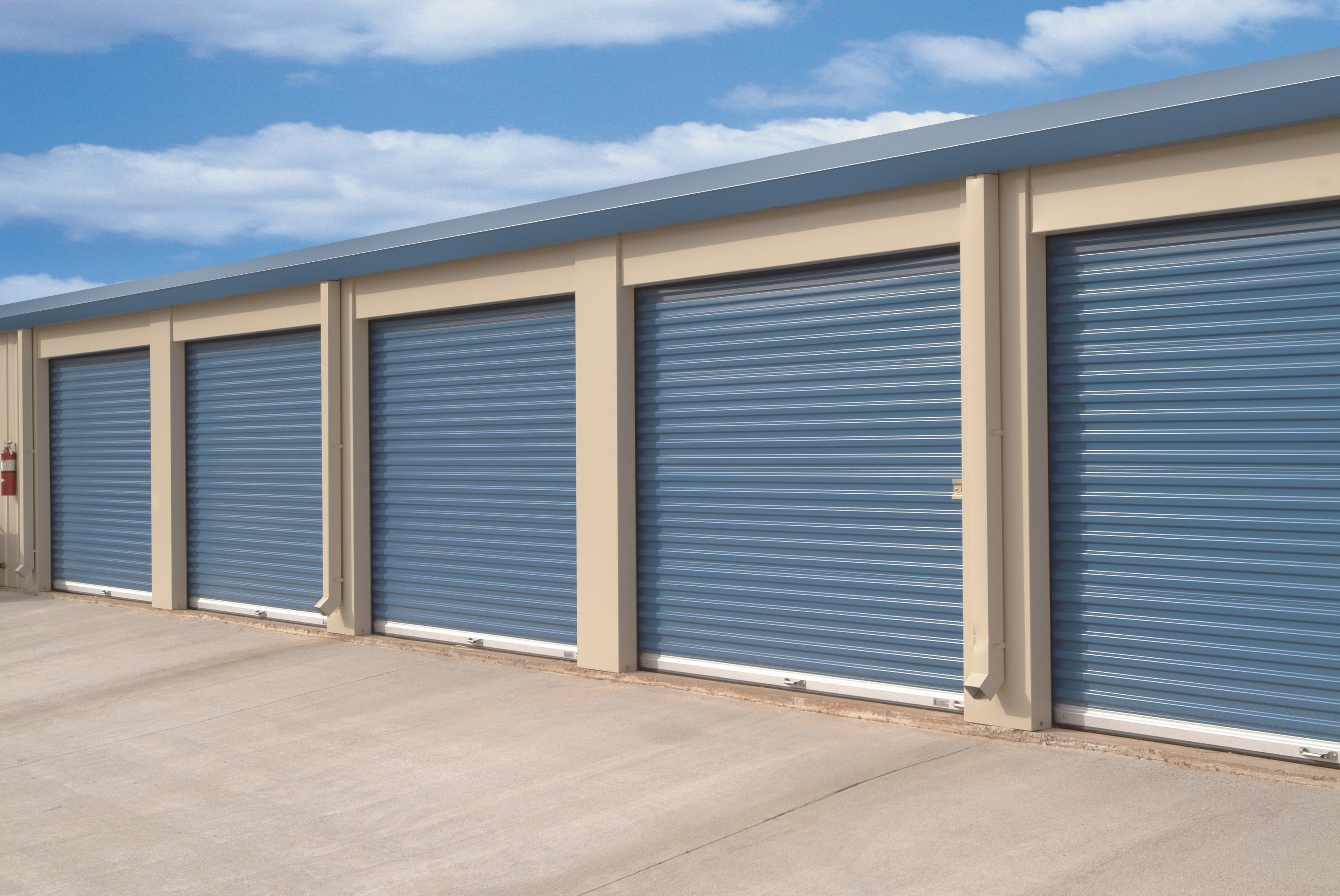 facade door sectional commercial doors systems garage