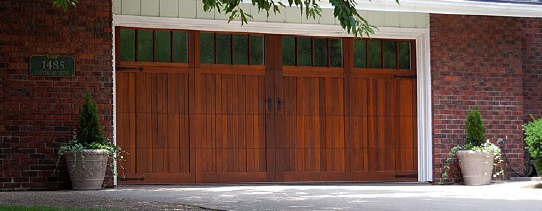 Wood Garage door toronto